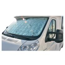 TRIGANO RIDEAU ISOTHERME CABINE RENAULT MASTER 1998-2004 GRIS - INTERIEUR