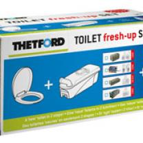 TETHFORD TOILETTE FRESH UP C400
