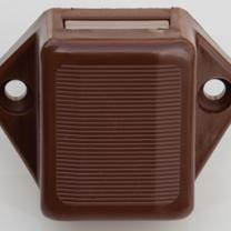 TRIGANO MINI SERRURE PUSH-LOCK MARRON